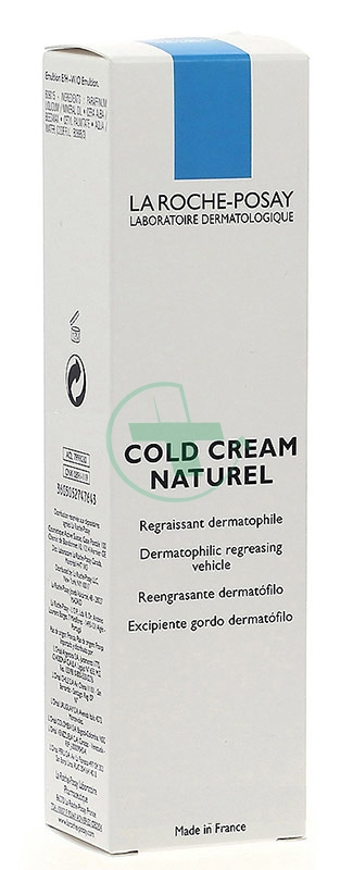 La Roche Posay Linea Nutriente Idratante Cold Cream Naturel Viso e Corpo 500 ml