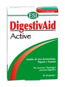 Esi Linea Benessere Stomaco DigestivAid Active Digestivo 45 Ovalette