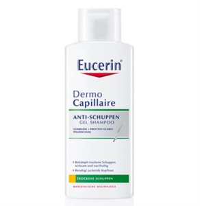 Eucerin Linea Capelli DermoCapillaire Shampoo Gel Anti-Forfora Grassa 200 ml