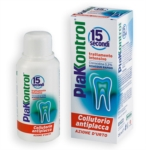 Plakkontrol Linea Igiene Dentale Quotidiana 15 Secondi Collutorio 250 ml