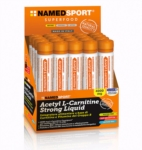 Named Sport Linea Integrazione Sportiva Acetyl L Carnitine Strong Liquid 20x25ml