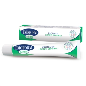 Polifarma Linea Igiene Dentale Quotidiana Emoform Actisense Dentifricio 75 ml