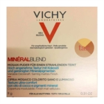 Vichy Make up Linea Mineralblend Cipria Mosaico Idratante Uniformante 9 g Medium
